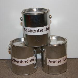 Set-Aschenbecher